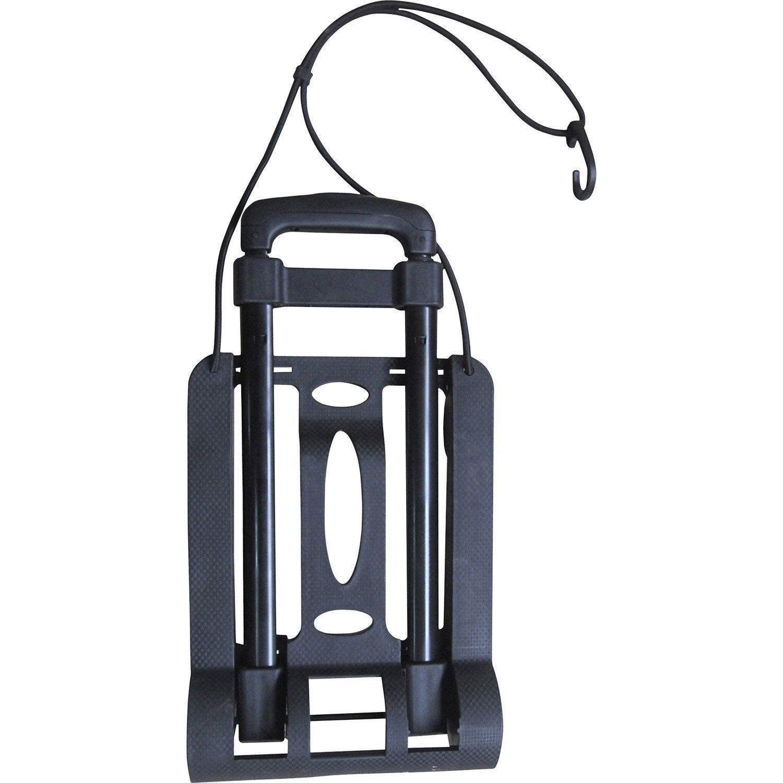 diable pliable nylon charge garantie 30 kg leroy merlin. Black Bedroom Furniture Sets. Home Design Ideas