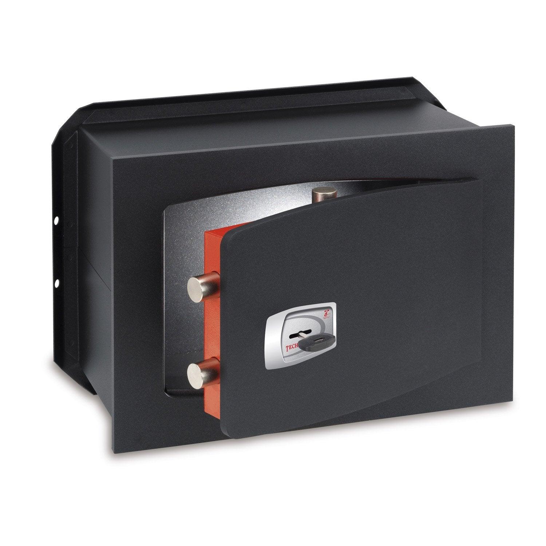 coffre fort haute s curit cl technomax nk 4 h27 x l39. Black Bedroom Furniture Sets. Home Design Ideas