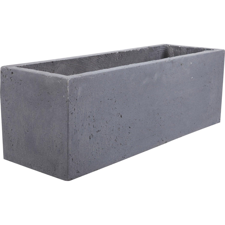 Preview for Jardiniere exterieure en aluminium