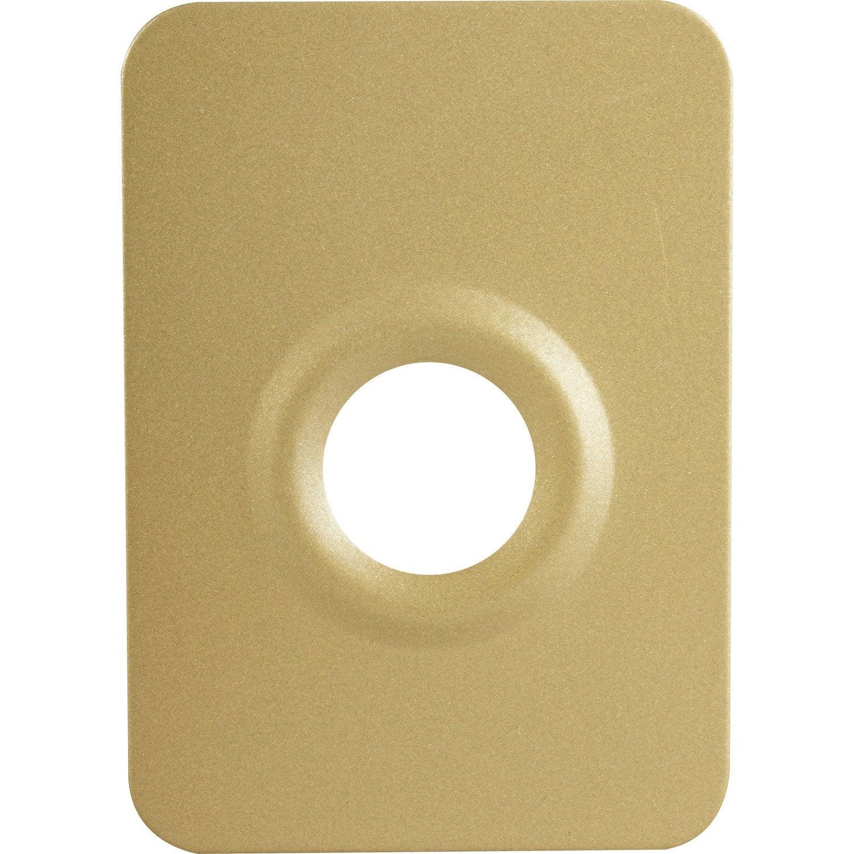 plaque de renfort verrou standers leroy merlin. Black Bedroom Furniture Sets. Home Design Ideas