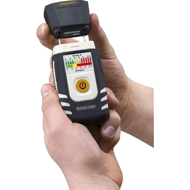 Détecteur matériaux, humidité, thermique, caméra, infrarouge ...