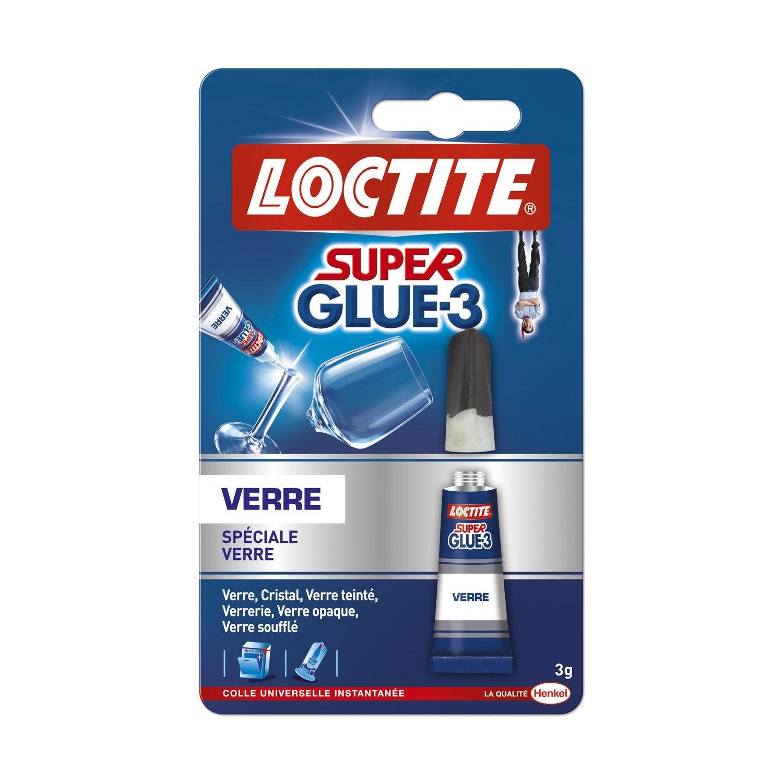 Colle glue liquide super glue 3 loctite 3 g leroy merlin - Colle plexiglas leroy merlin ...