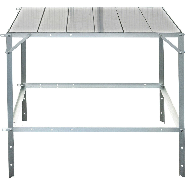 Table de rempotage en acier 80x62x80 cm einhell leroy - Table a tapisser leroy merlin ...