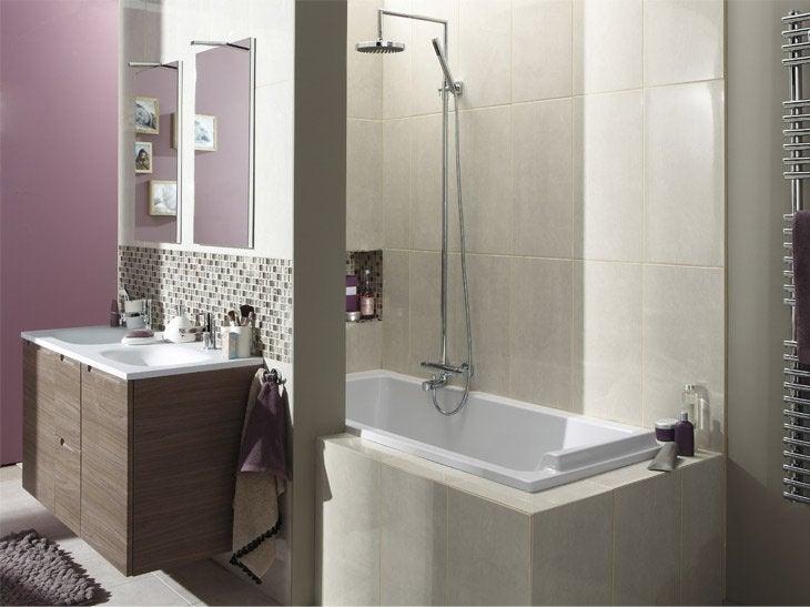 Meuble rangement salle de bain leroy merlin for Rangement salle de bain leroy merlin
