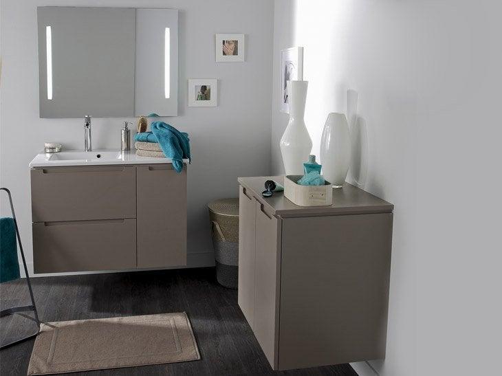 Rangement salle de bain leroy merlin for Meuble de salle de bain leroy merlin neo