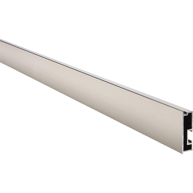 Profil de finition pure aluminium bross leroy merlin - Brosse radiateur leroy merlin ...