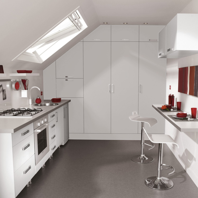 la cr dence en carrelage donne de la bonne humeur leroy merlin. Black Bedroom Furniture Sets. Home Design Ideas