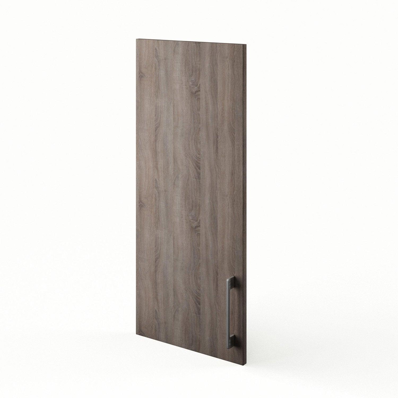 porte de cuisine d cor ch ne havane f40 92 topaze x. Black Bedroom Furniture Sets. Home Design Ideas