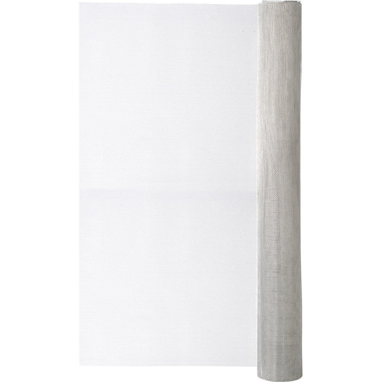 Moustiquaire aluminium h 1 x l 2 m leroy merlin - Prieel aluminium leroy merlin ...