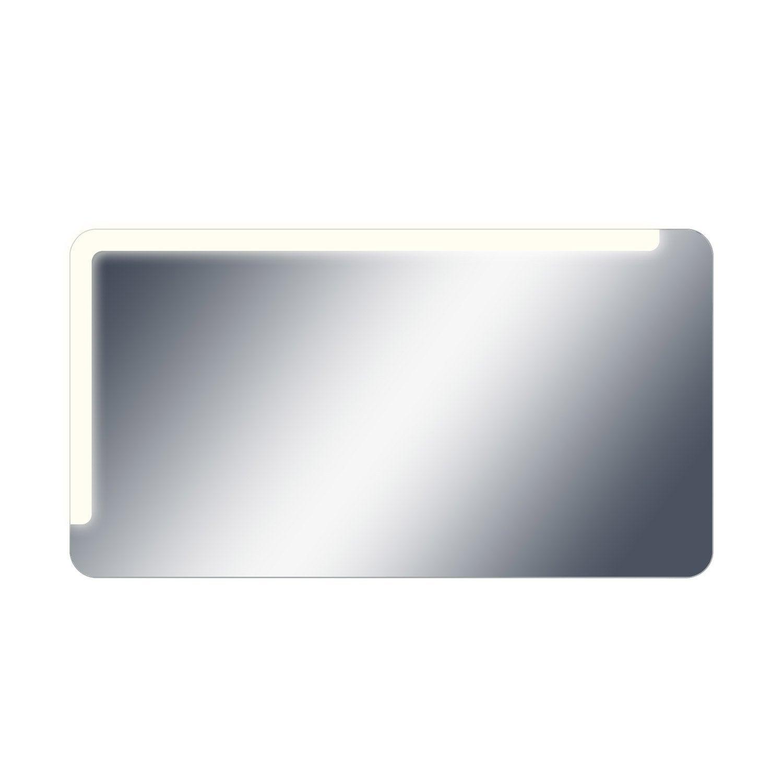 miroir lumineux eclairage int gr x cm sensea