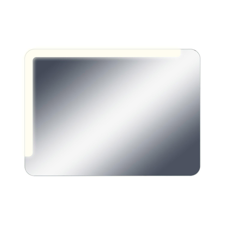 Miroir lumineux avec éclairage intégré, l.90 x H.65 cm Neo shine  Leroy Merlin