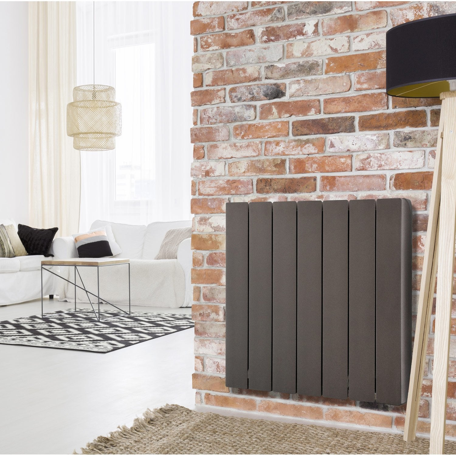 radiateur inertie fluide pas cher latest radiateur. Black Bedroom Furniture Sets. Home Design Ideas