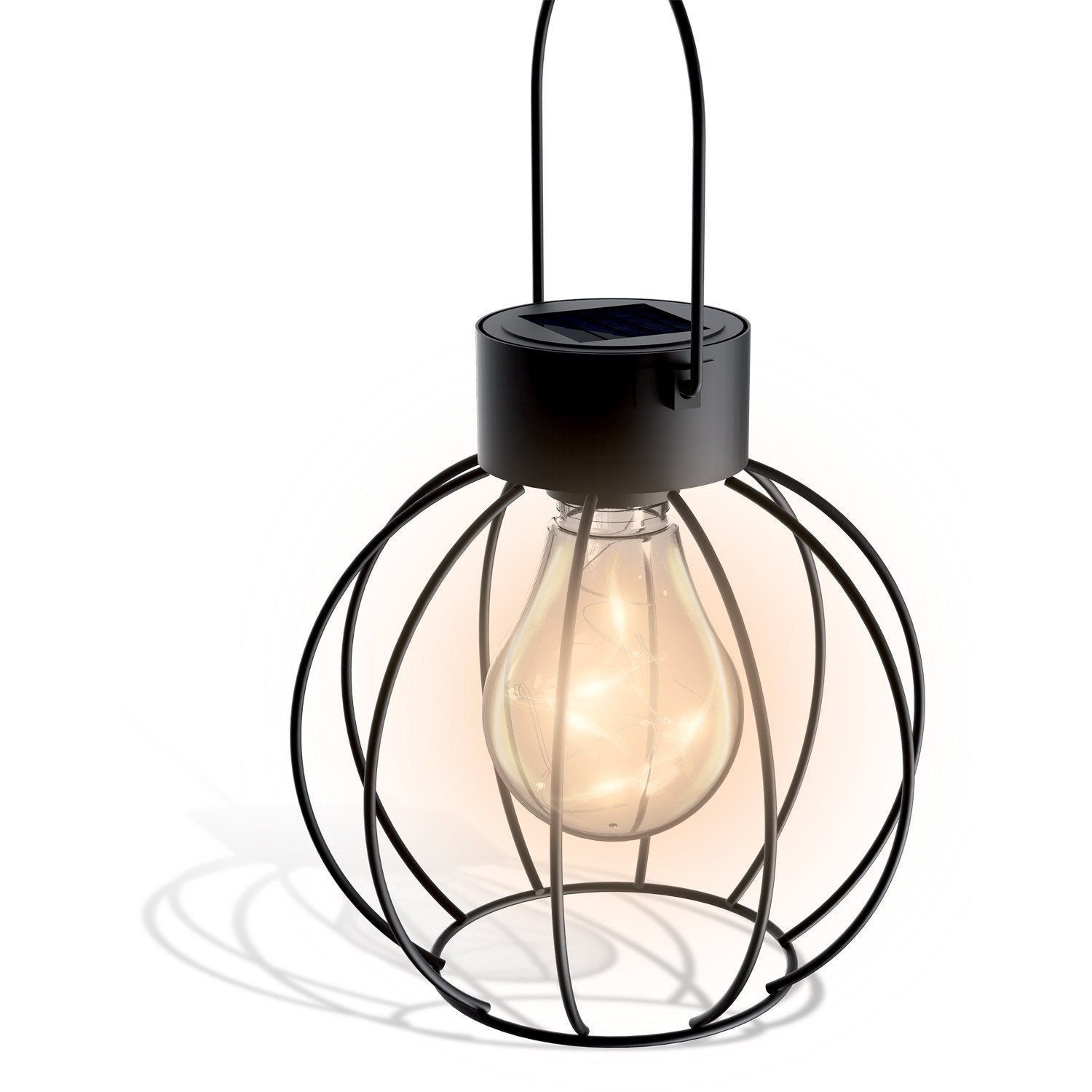 Beautiful lampe solaire jardin xanlite photos design - Lampe exterieur leroy merlin ...