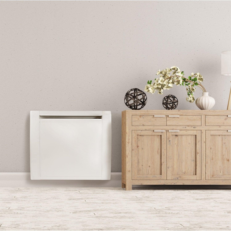 radiateur lectrique inertie pierre isis 1500 w leroy merlin. Black Bedroom Furniture Sets. Home Design Ideas