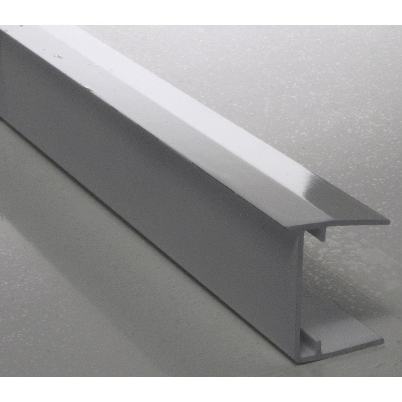 Profil obturateur pour plaque ep 16 mm aluminium l - Plaque aluminium leroy merlin ...