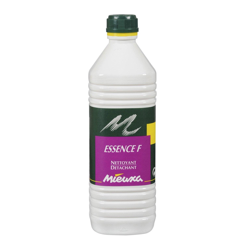 Essence f mieuxa 1 l leroy merlin - Huile de lin plus essence de terebenthine ...