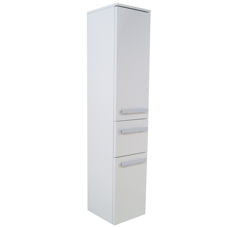 colonne l 30 x h 145 8 x p 33 cm blanc image