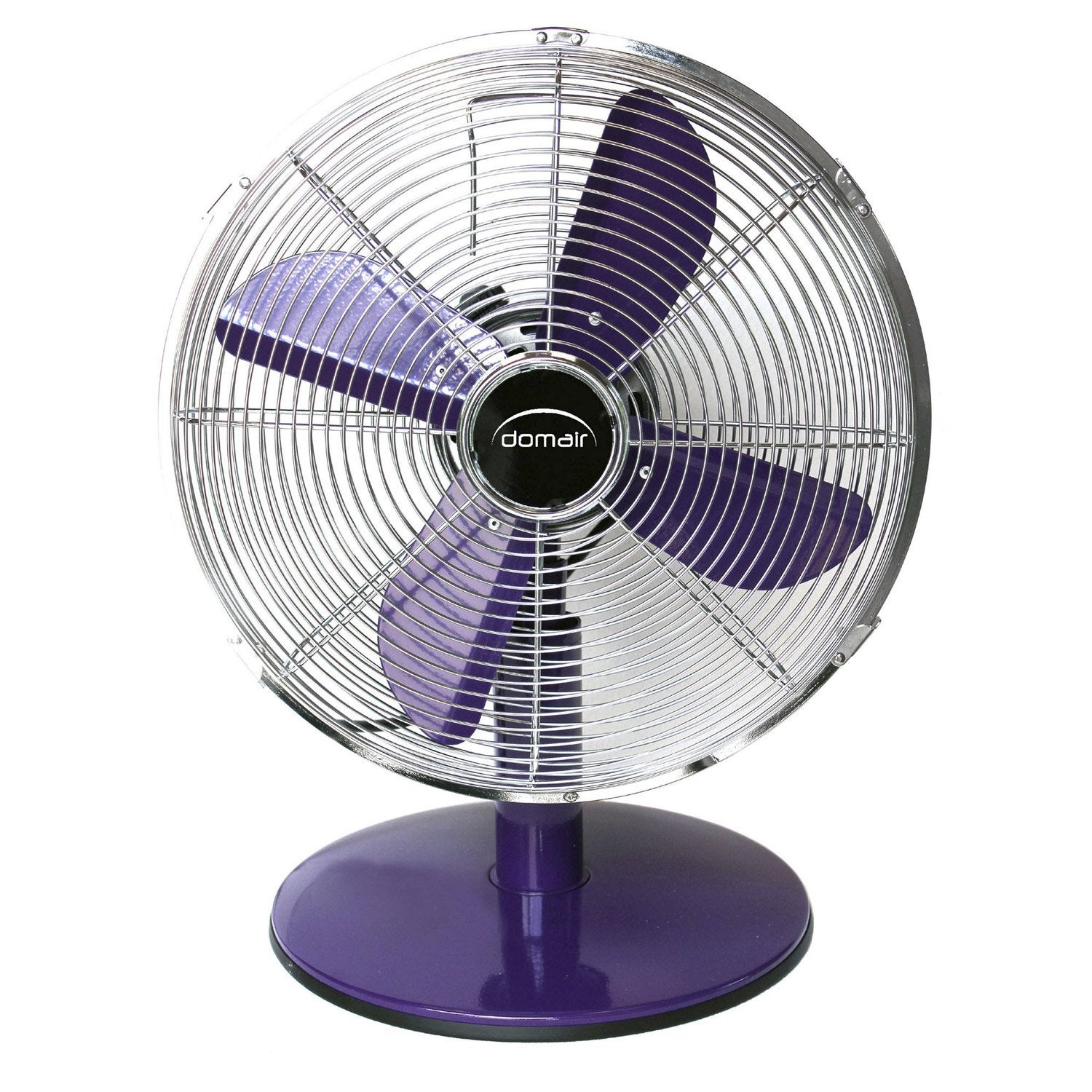 Ventilateur de table tm30 violet leroy merlin - Ventilateur de table ...