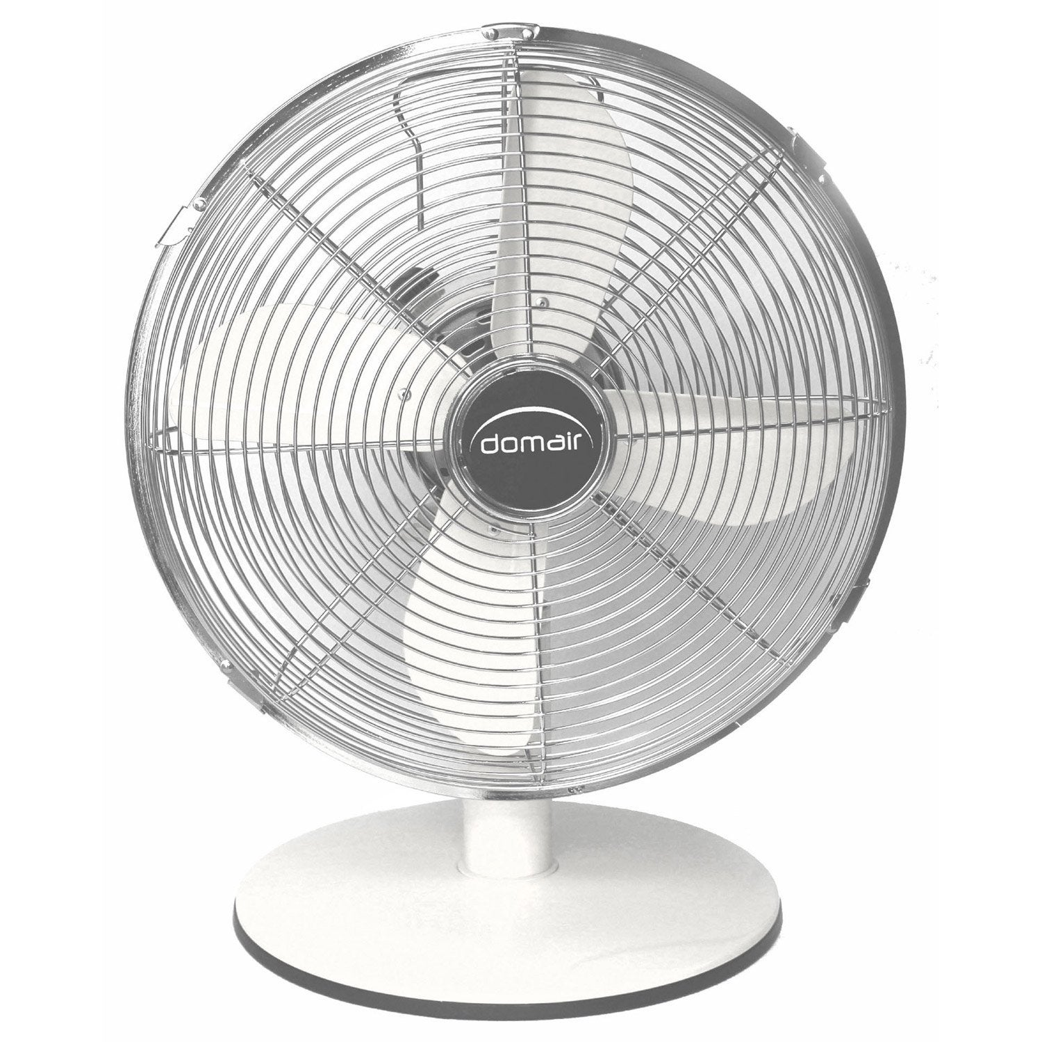 Ventilateur de table tm30 blanc leroy merlin - Ventilateur de table silencieux ...
