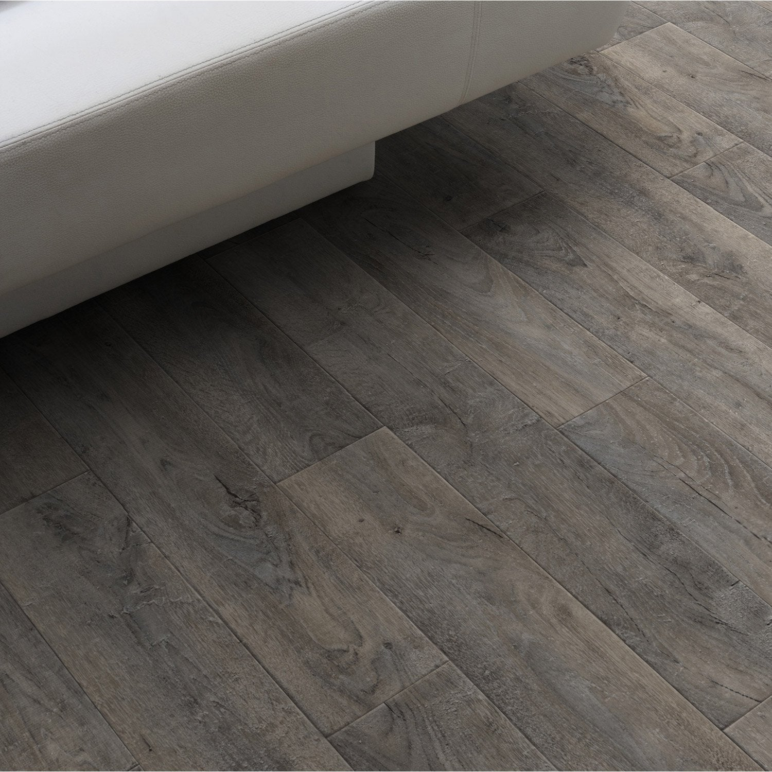 sol pvc marron factory p can gerflor texline l 4 m leroy merlin. Black Bedroom Furniture Sets. Home Design Ideas