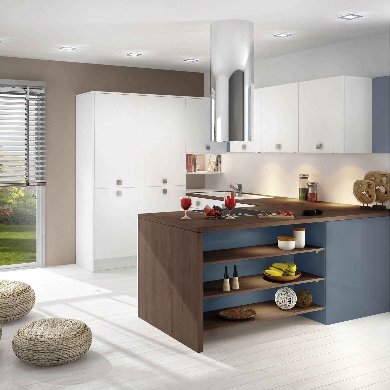 Chambre vert et gris for Cuisine avec verriere interieure