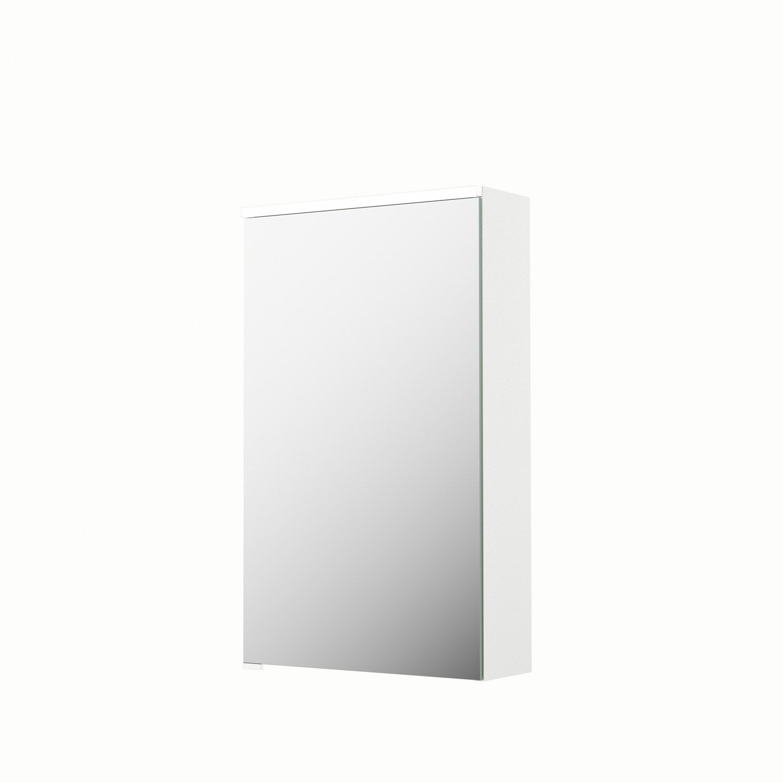Armoire de toilette lumineuse leroy merlin free armoire for Armoire miroir salle de bain leroy merlin