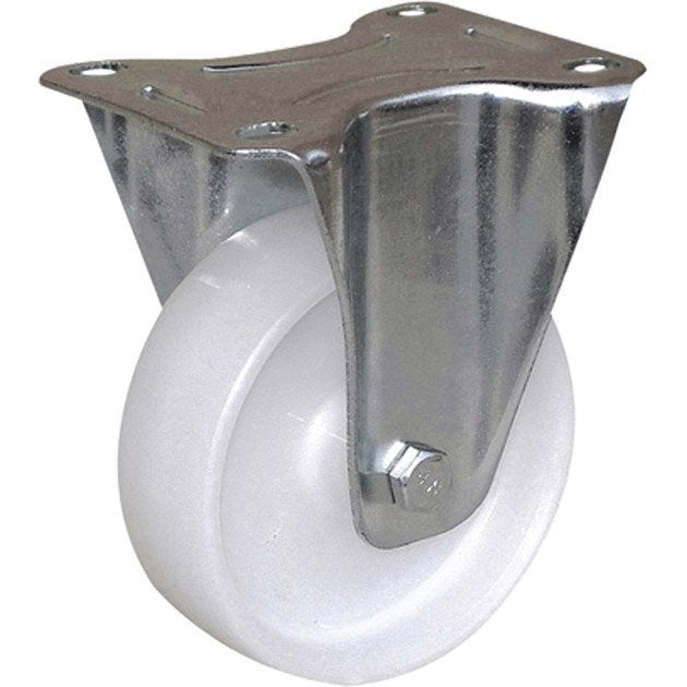 Roulette fixe platine mm leroy merlin - Leroy merlin pied meuble ...