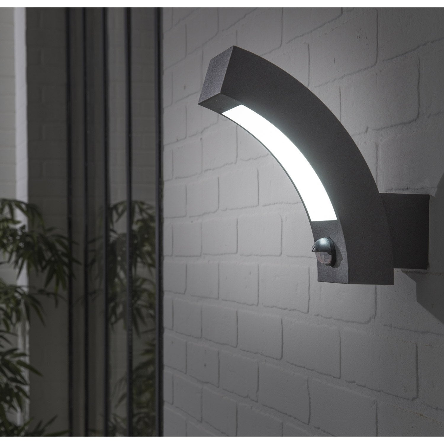 Luminaire ext rieur kendal for Detecteur porte de garage