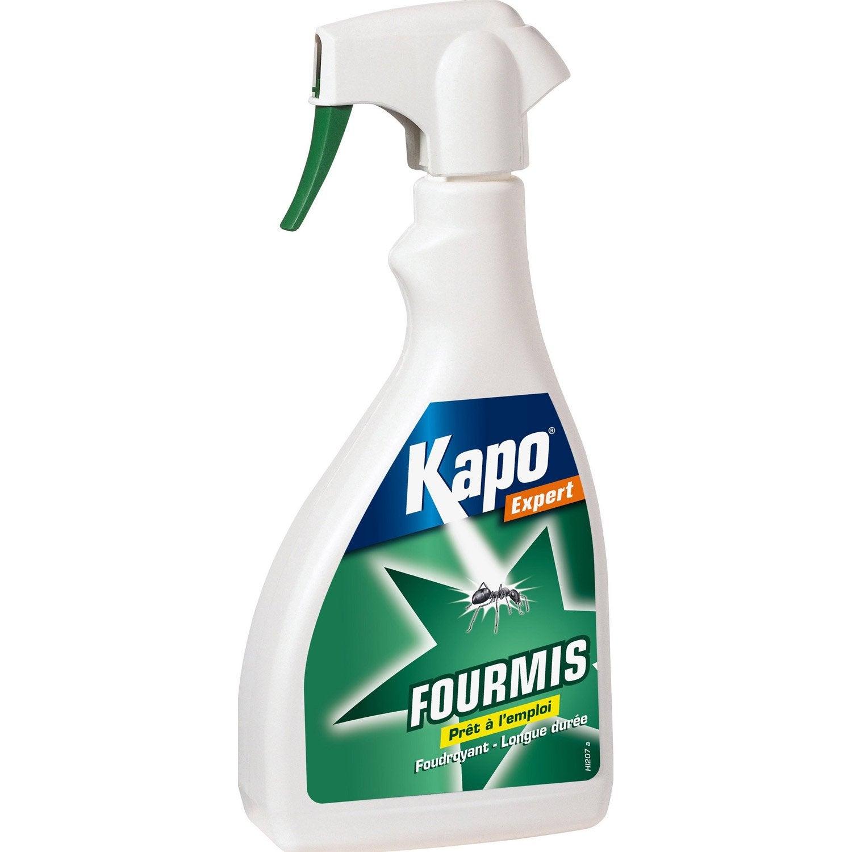 pulv risateur insecticide pour fourmis kapo 0 5 l leroy. Black Bedroom Furniture Sets. Home Design Ideas