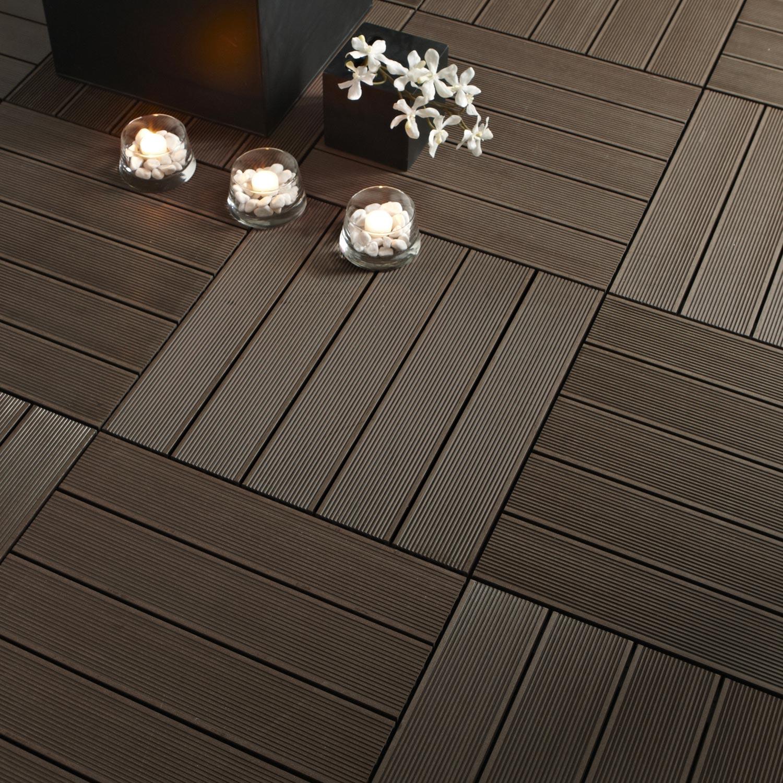 dalle composite 100x100 pas cher. Black Bedroom Furniture Sets. Home Design Ideas