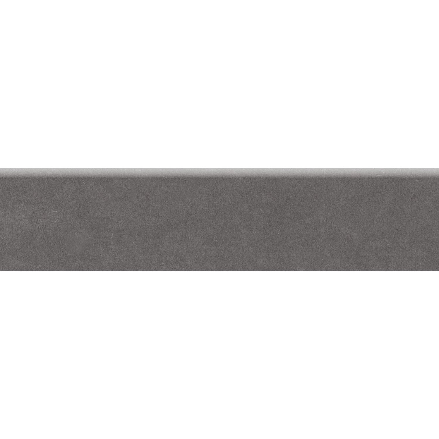 3 plinthes aero anthracite 7 x 30 cm leroy merlin for Plinthes carrelage exterieur