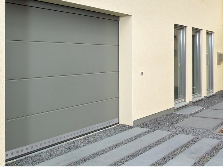 Porte de garage sur mesure leroy merlin - Leroy merlin porte garage sectionnelle ...