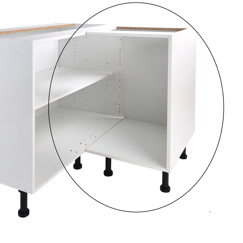 Meuble cuisine angle bas meuble cuisine - Rangement pivotant element d angle ...