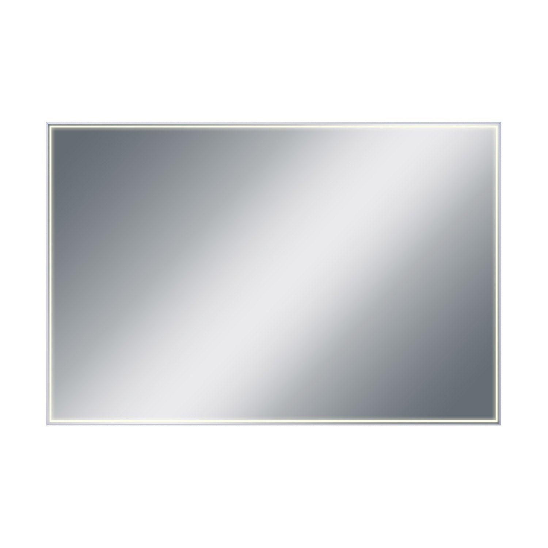Miroir avec clairage int gr neo sensea leroy merlin for Miroir avec eclairage