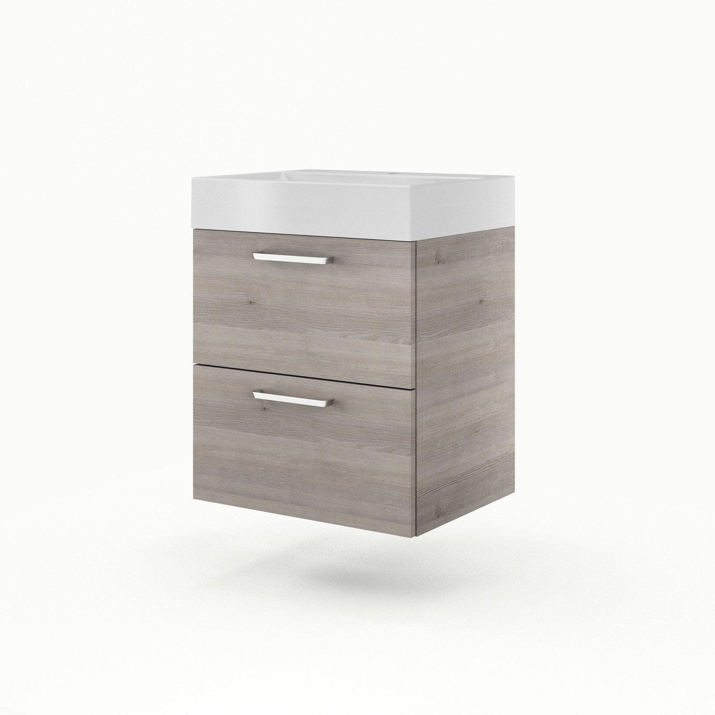 meuble sensea good leroy merlin meuble de salle de bain meuble sous vasque gris maison design. Black Bedroom Furniture Sets. Home Design Ideas