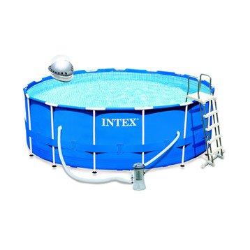 Intex projecteur intex led magnetique comparer les prix for Piscine hors sol ultra silver 4 57 x 2 74 intex