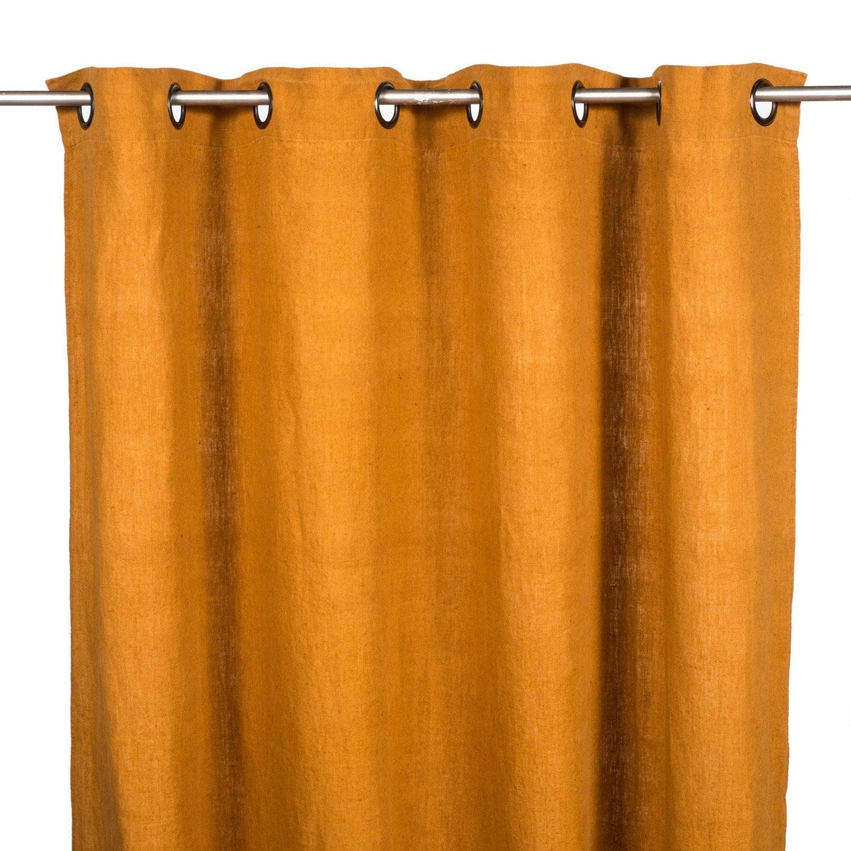 rideau tamisant grande hauteur solenzara alezan x. Black Bedroom Furniture Sets. Home Design Ideas