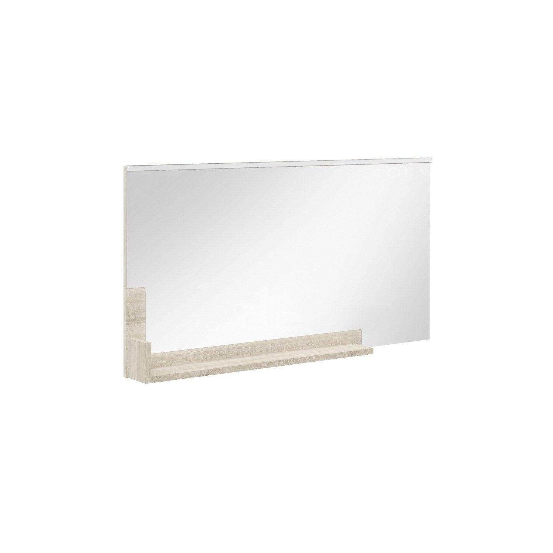 Miroir tablette pas cher avec leroy merlin brico depot for Miroir tablette
