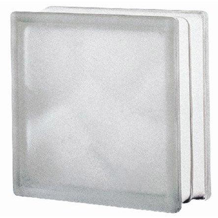 brique de verre standard ondul e satin e transparente leroy merlin. Black Bedroom Furniture Sets. Home Design Ideas