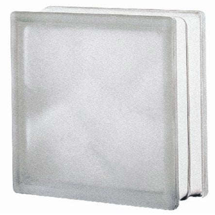 brique de verre transparent ondul satin leroy merlin. Black Bedroom Furniture Sets. Home Design Ideas