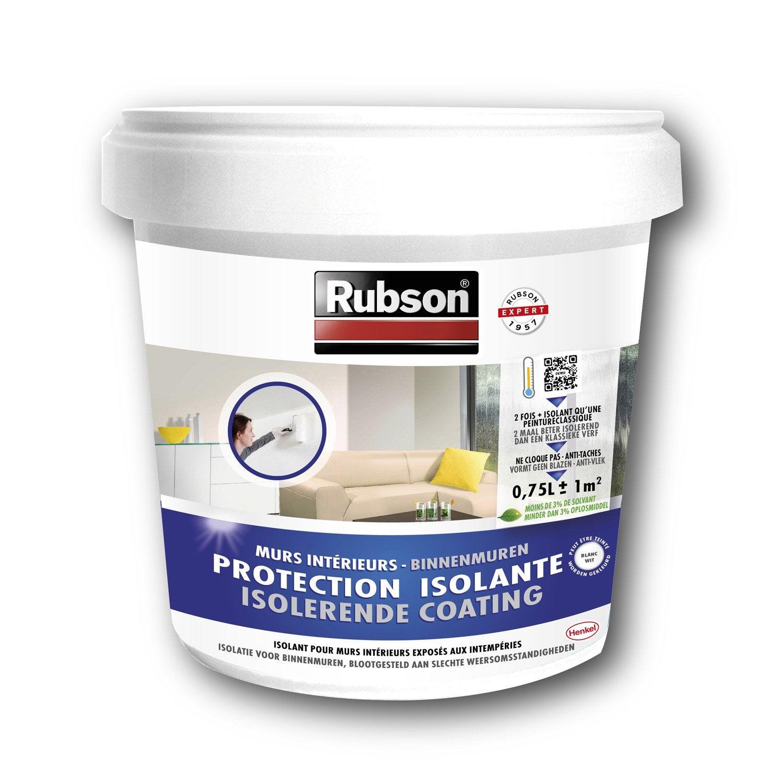 Peinture anti condensation stop condensation rubson blanc for Peinture anti condensation