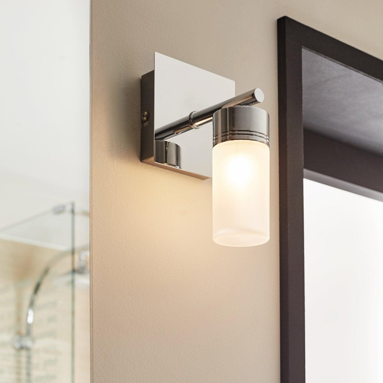 applique chennai sans ampoule 0 g9 leroy merlin. Black Bedroom Furniture Sets. Home Design Ideas