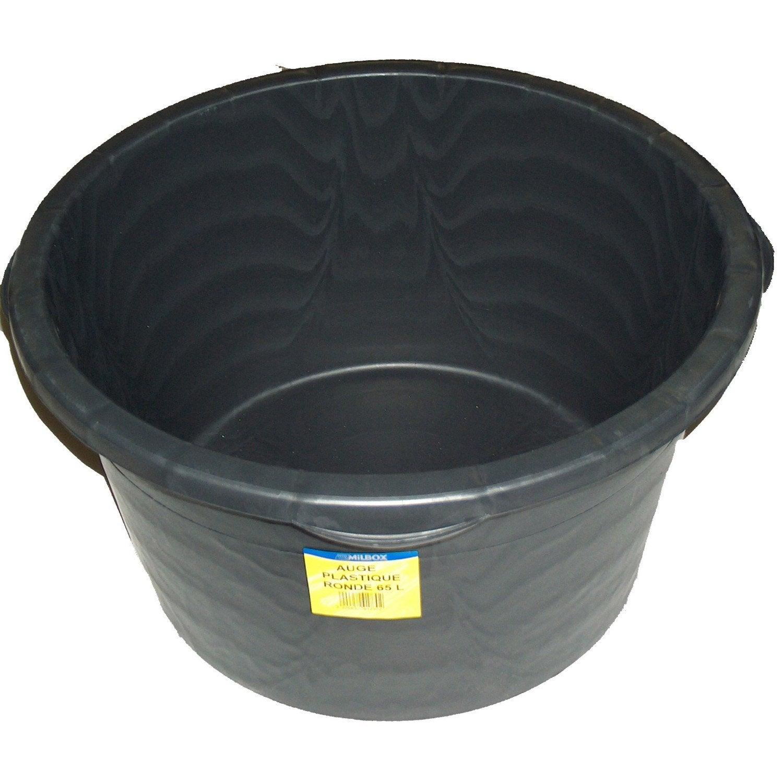 Auge 100 plastique milbox 65 l leroy merlin - Film plastique leroy merlin ...
