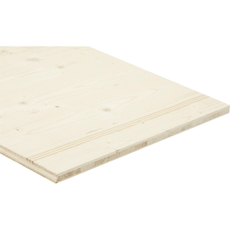 panneau contreplaqu 3 plis pic a mm x x cm leroy merlin. Black Bedroom Furniture Sets. Home Design Ideas