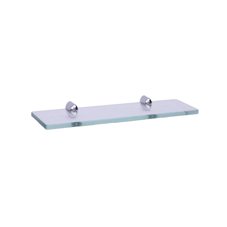 Tablette verre modul leroy merlin - Coupe de verre leroy merlin ...