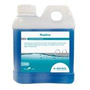 Antialgues piscine BAYROL No phos, liquide 1 l 1.2 kg