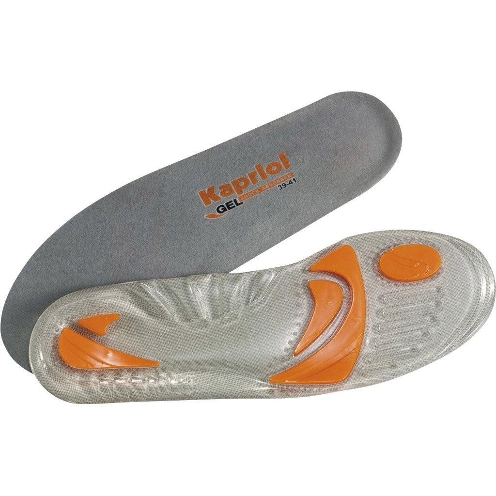 semelle gel pour chaussures kapriol leroy merlin. Black Bedroom Furniture Sets. Home Design Ideas