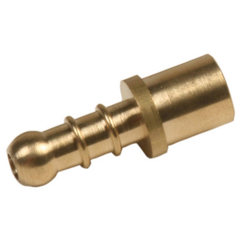 T tine pour gaz butane propane souder x mm - Injecteur gaz butane leroy merlin ...