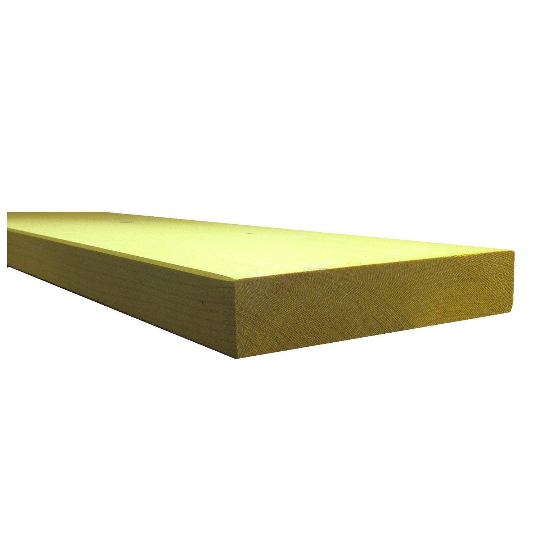 bois d 39 ossature sec sapin pic a trait 45x220 mm 4 m. Black Bedroom Furniture Sets. Home Design Ideas