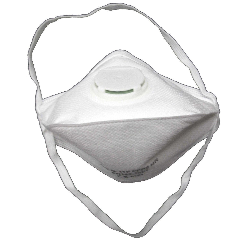 lot de 3 masques antipoussi re leroy merlin. Black Bedroom Furniture Sets. Home Design Ideas